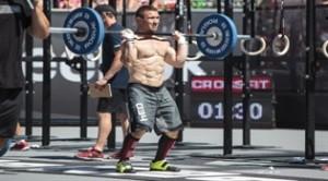 Atleta de CrossFit Kyle Kasperbauer