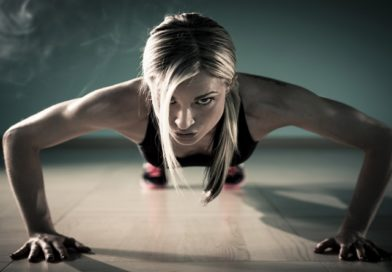Lagartijas Para Aumentar tu Condición Física