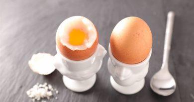 Comer Huevos Enteros Mejoran la Fuerza y Músculos