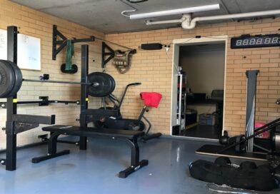 Gimnasio En Casa Para Mejores Ganancias Musculares