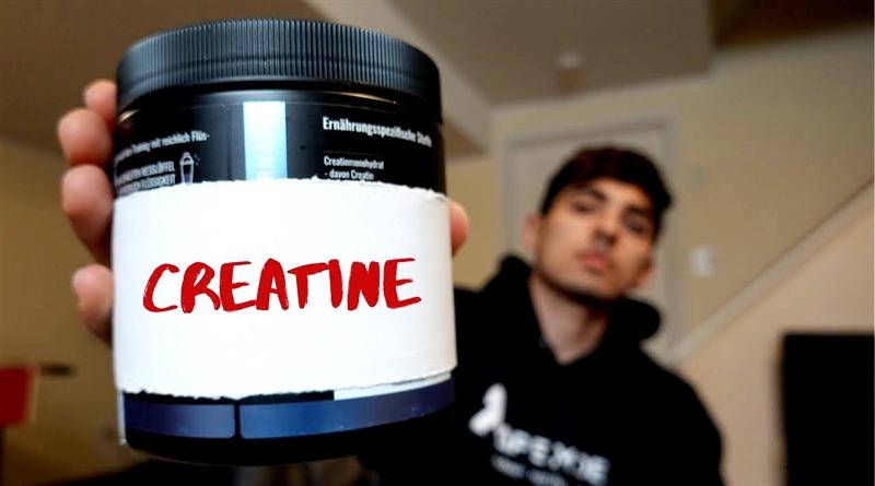Los Efectos de Una Dosis Baja de Creatina