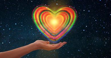 El Amor Provoca Una Vibración Que Puede Curarlo Todo